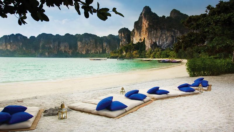 Thailand  Inspiring-Railay-Beach